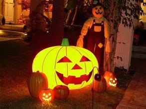 Decoração de Halloween 3