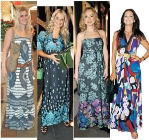 vestidos longos estampados para o verao 5