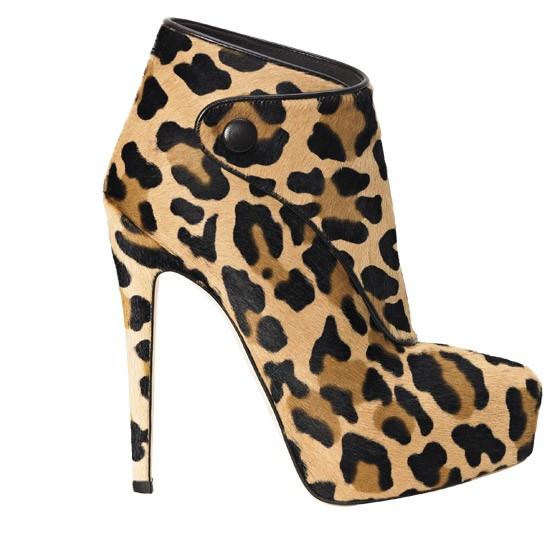 leop shoes