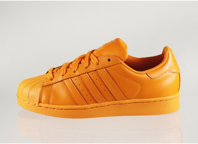 adidas-superstar---bright-orange