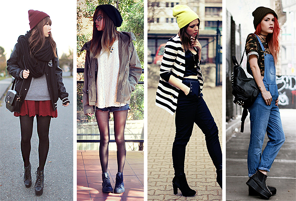 looks- toucas gorros
