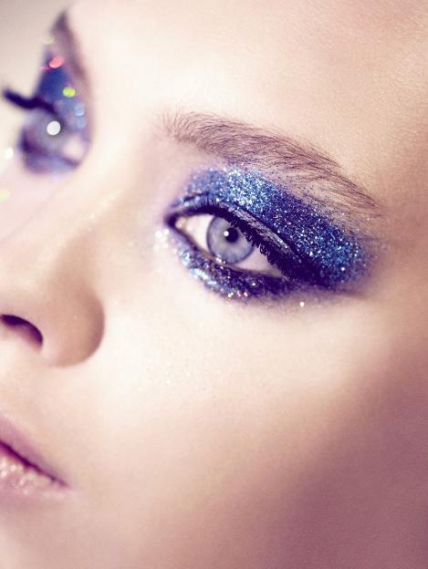 Maquiagem gliter