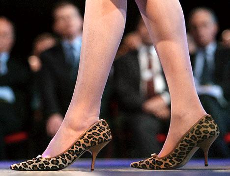kitten-heels shoes Carol Birk