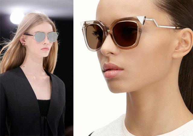 cAROL BIRK-dior-fendi-oculos