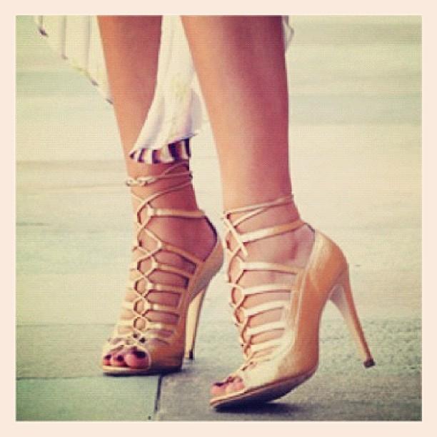 sandalia gladiadora