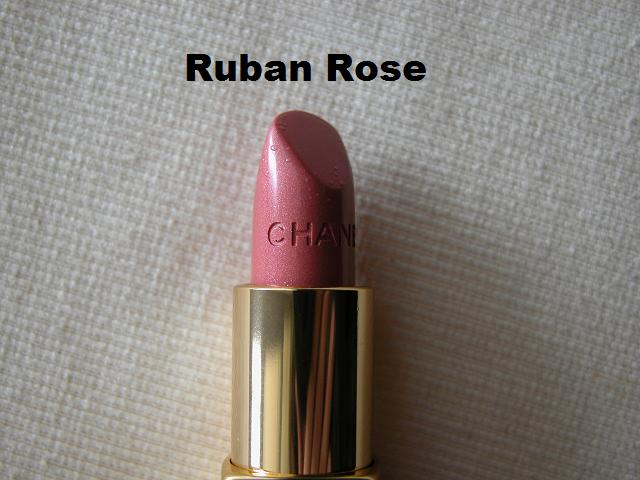 Chanel Ruban Rose